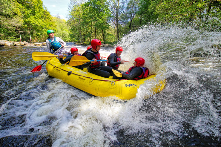 National White Water Rafting Centre